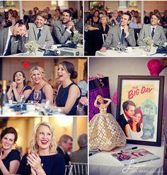 The Berkeley Church Wedding Photography | Dallas & Brian » Toronto Wedding Photographer Lisa Mark Photography