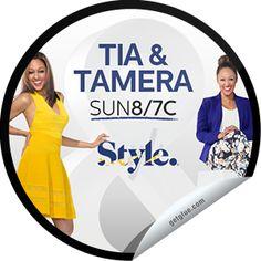 Steffie Doll's Tia & Tamera: Raising Cree Sticker | GetGlue