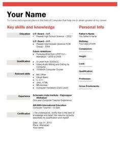marriage bio data format Biodata - What it is + 7 Biodata Resume Templates Download Cv Format, Biodata Format Download, Job Resume Template, Resume Format, Sample Resume, Bio Data For Marriage, Marriage Advice, Marriage Biodata Format, Personal Resume