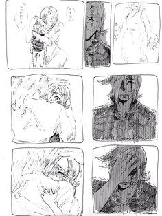 One Piece, Vinsmoke family, Ichiji, Sanji, Sola