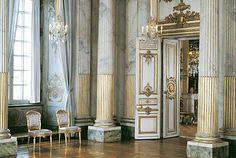 Pilarisali, Bernadotte-huoneisto. Valokuvat: The Royal Court/Alexis Daflos.