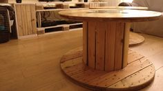 L'atelier de TT - Table Basse