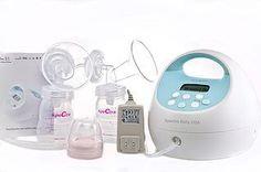 Spectra S1 Double Electric Breast Pump Review
