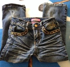 Girls South Pole Jeans Sz 4t S in Clothing, Shoes & Accessories | eBay