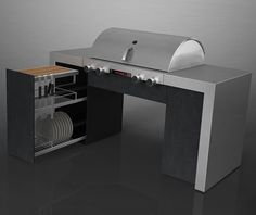 Grand Hall X-Series Infrared Grill - lifestylerstore - http://www.lifestylerstore.com/grand-hall-x-series-infrared-grill/
