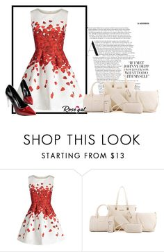 """""""Rosegal 31"""" by lana-97 ❤ liked on Polyvore"""