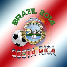 Costa Rica Soccer Team 2014   Captain7 › Portfolio › Brazil 2014 World Cup: Team Costa Rica