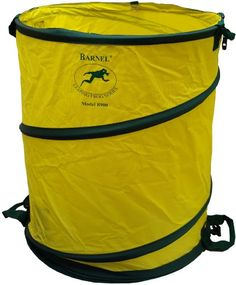 Barnel B900 43-Gallon Large Spring Bucket With Padded Shoulder Strap