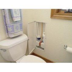 hide-away sanitary cabinet $56.99