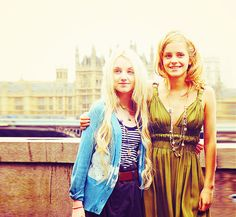 Day 15: Most Attractive Actor/Actress. I think both Emma and Evanna are very beautiful.