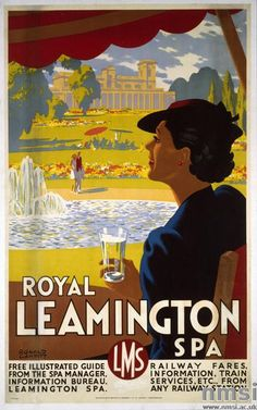 Royal Leamington Spa - Ronald Lampitt