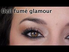 ▶ Bronze Smokey Oriental (NAKED 3) | Tutoriel maquillage du Temps des Fêtes - YouTube