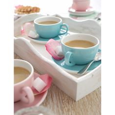 A Girly Little Tea Party