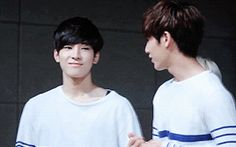 Wonwoo & Mingyu so in sync! pt.1 #gwiyomi