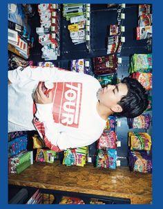 [PHOTO] TheEastLight. 1st EP  [six senses] 정사강,이우진 미니앨범 속지컷 공개 #TheEastLight.#1st #MiniAlbum #sixsenses #Seunghyun
