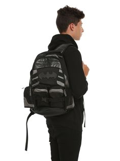 This Batman backpack.