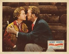 Lobby Card from the film A Ticket To Tomahawk