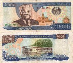 2000 Laotian Kips