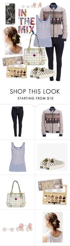 """""""mixing it up"""" by skylovessave ❤ liked on Polyvore featuring Aéropostale, Frame, Converse, Coach, Michael Kors, Urban Outfitters and Zero Gravity"""