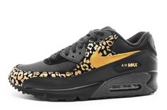 low priced 5c15e 99f6c NIKE WMNS AIR MAX 90 325213-023 LEOPARD PACK