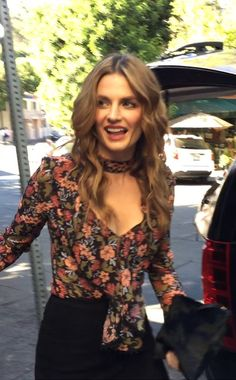 Stana Katic at the world premiere of the film 'The Rendezvous' at the Mill Valley Film Festival - Oct. 8, 2016