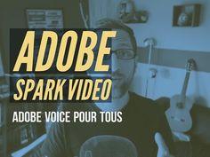 [Edit] Adobe Voice enfin dispo sur toutes les plateformes (et change de nom) ! | Si c'est pas malheureux !
