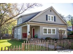 Listing removed - Now $370,000 - was $380,000 ~ Pinned Oct. 2014 - 203 Maple St, Brevard, NC 28712