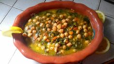 Photo Chana Masala, Beans, Vegetables, Ethnic Recipes, Soups, Beans Recipes, Veggies, Vegetable Recipes, Soup