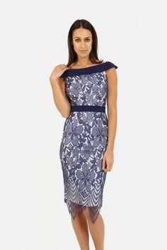 Elegant Midi Evening Dresses