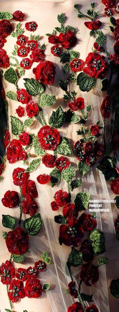 Giambasttista Valli Fall17 Haute Couture