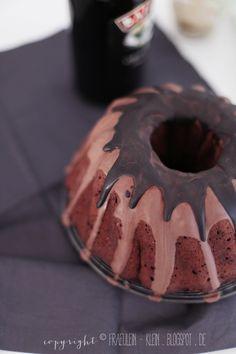 Fräulein Klein : Schokoladen-Baileys-Kuchen und Schokoladen-Baileys-Trüffel