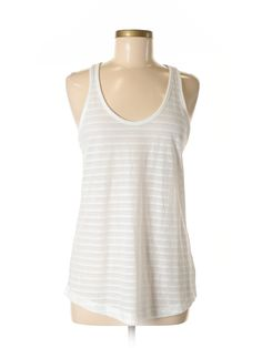 ba9c0e89b31 Old Navy Tank Top  Size 4.00 White Women s Tops -  6.99 Old Navy Tank Tops