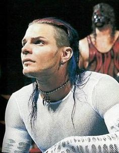Will always have a place in my heart for my wrestlers, especially my boy Jeff Hardy! Always had a thing for him ;)