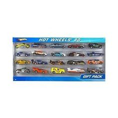 Hot Wheels 20 Car Gift Pack  Styles May Vary, (hot wheels, matchbox, toy cars, automotive, computer graphics, 1, aiden, dangerous, die-cast, dodge)