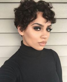 Another smokey eye with neutral lips.