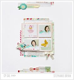 Crate Paper   Stephanie Bryan   Oh Darling Layout