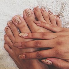 9 Mani Pedi Combos To Try This Spring