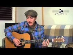 How to play Bridge Over Troubled Water by Simon And Garfunkel (Guitar Lesson SB-419) - YouTube
