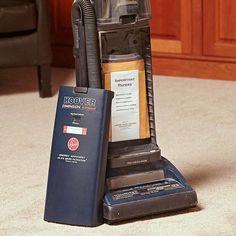 Mantenga los objetos de valor seguro mientras limpia.