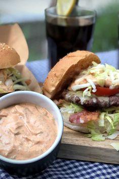 Bic Mac, Mac Sauce Recipe, Big Tasty, Mcdonald, Quick Healthy Meals, Pureed Food Recipes, Small Meals, Soul Food, Bbq
