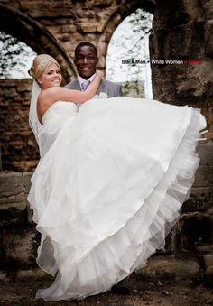 Specialized black and white dating site for white men dating black women, black men love white women. Free Join dating black and white singles. Black And White Dating, Dating Black Women, Black Woman White Man, White Women, Black Men, Wedding Couples, Wedding Engagement, Wedding Photos, Interracial Wedding
