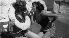 women at sea 1920