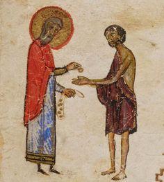Όταν παίρνεις γεμίζουν τα χέρια, όταν δίνεις, γεμίζει η καρδιά. Religious Icons, Christian Art, Saints, Religion, Painting, Angels, Ark, Greece, Greece Country