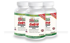 Coenzyme Q10 is a nutritional supplement naturally vital to all major organs and promotes exceptional heart health support. http://amzn.to/1x14KIR