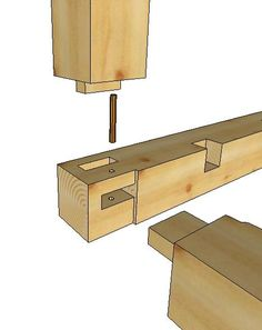 Long Sill/Short Sill Timbered Connection - Timber Frame HQ