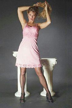Satin Lingerie, Sexy Lingerie, Lingerie Slips, Lacy Bra, Thing 1, Slit Skirt, Silk Slip, Summer Dresses, Formal Dresses