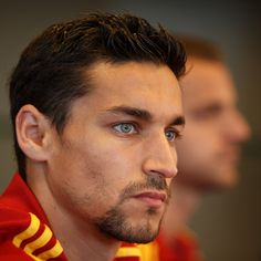 Jesus Navas. Those eyes! <3