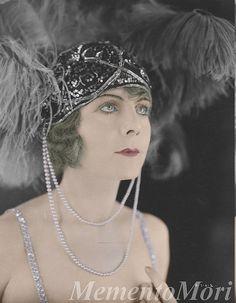 1920's headpiece