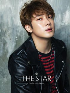 FT.Island : Min Hwan - The Star Magazine April Issue '15