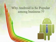 In recent times, Android application development has gained huge popularity in the market as it is considered as one of the beneficial platforms for businesses and other people. However, Android is one such platform that serves needs of all types of people like youngsters, businessmen, household people and more.